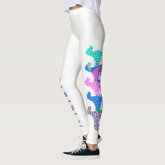 Sample Dogge completely modern on knows Leggings