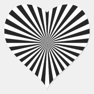 Sample Heart Sticker
