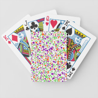 Sample scores bicycle playing cards