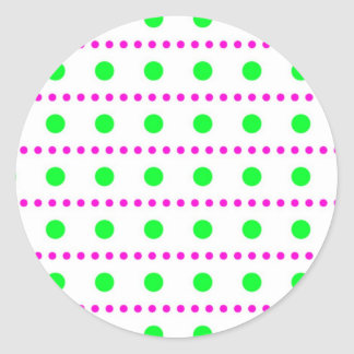 sample scores polka dots spots dabs more tupfer round sticker
