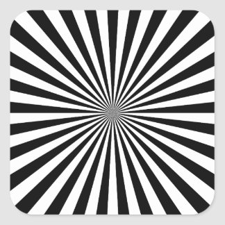 Sample Square Sticker