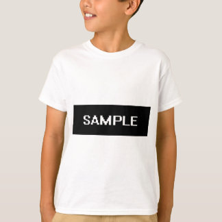 sample T-Shirt
