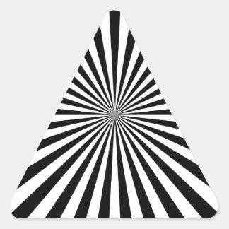 Sample Triangle Sticker