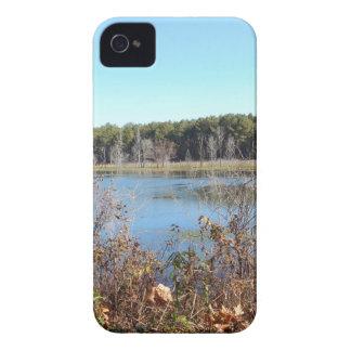 Sams Lake Bird Sanctuary Case-Mate iPhone 4 Cases