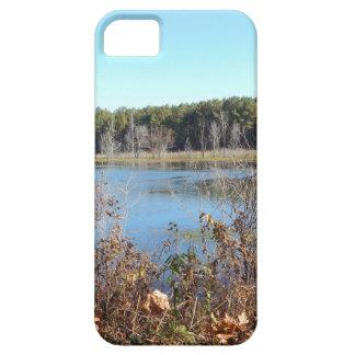 Sams Lake Bird Sanctuary iPhone 5 Case