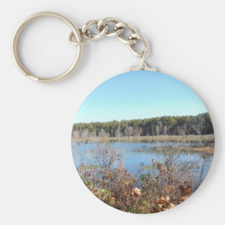 Sams Lake Bird Sanctuary Keychain