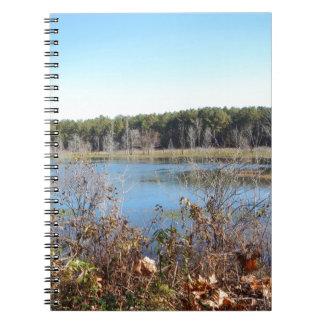 Sams Lake Bird Sanctuary Notebook