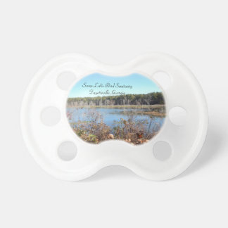 Sams Lake Bird Sanctuary Pacifier