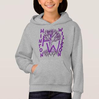 Sam's speacial Purple Hoodie