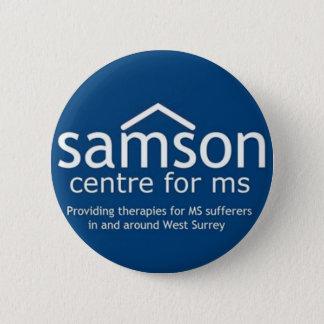 Samson Badges 2 Inch Round Button
