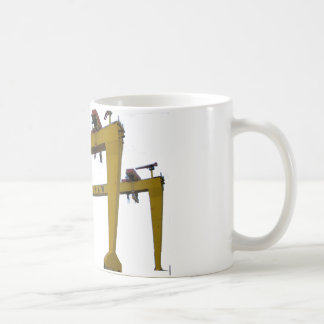 Samson & Goliath Coffee Mug