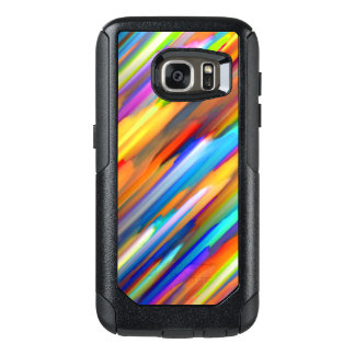 Samsung G S7 Case Colorful digital art G391