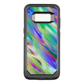 Samsung G S8 Case Colorful art splashing