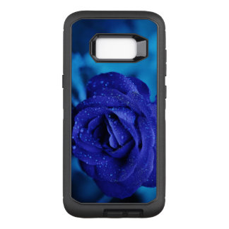 Samsung Galaxy 8 Blue Rose Phone Case