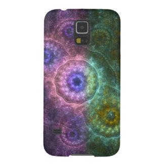 Samsung Galaxy fractal art unique cases