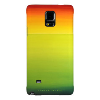 Samsung Galaxy Note 4 Case in Healing Colors