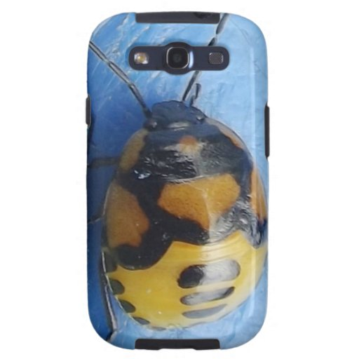 Samsung Galaxy S3, Lives Insects Samsung Galaxy S3 Case