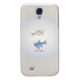 Samsung Galaxy S4, Barely There With Opal Koi Fish