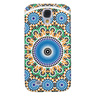 Samsung Galaxy S4 Case in Moroccan Style