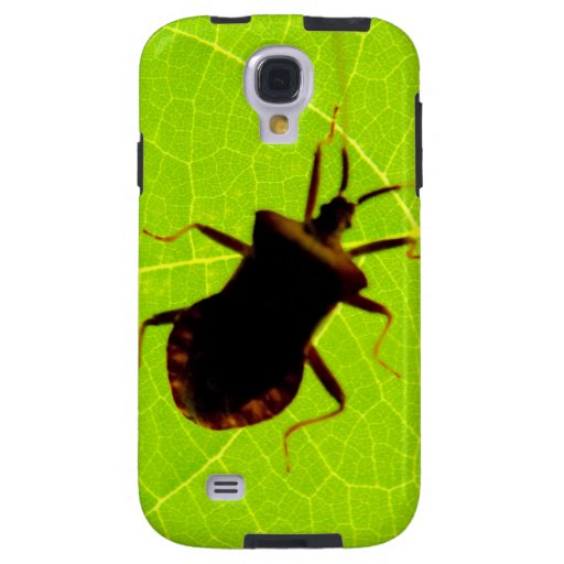 Samsung Galaxy S4 Insects Galaxy S4 Case