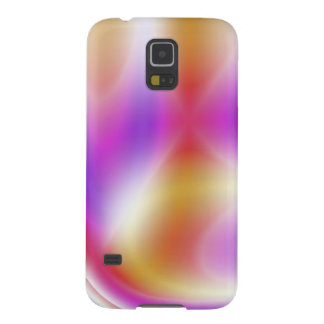 Samsung Galaxy S5 Case - colorful lava lamp look