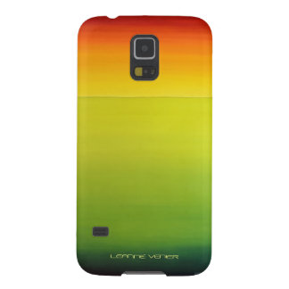 Samsung Galaxy S5 Case in Healing Colors
