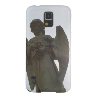 Samsung Galaxy S5 Case - sunlit angel statue