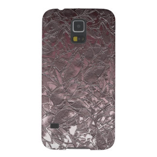 Samsung Galaxy S5 Grunge Relief Floral Abstract Galaxy S5 Cases