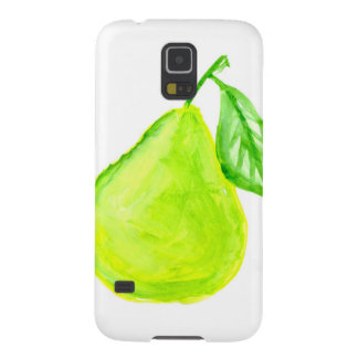 Samsung Galaxy S5, Pear Phone Case