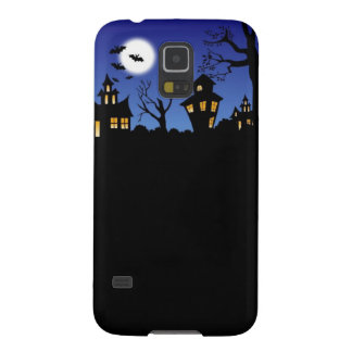 Samsung Galaxy S5 Spooky Halloween Phone Case