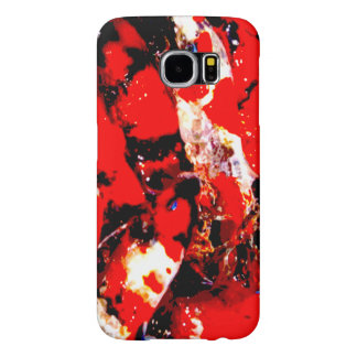 Samsung Galaxy S6 Barely There case Koi Fish