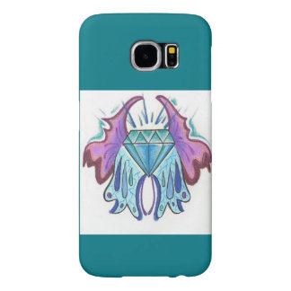 Samsung Galaxy S6, Barely There - Flying Diamond Samsung Galaxy S6 Cases
