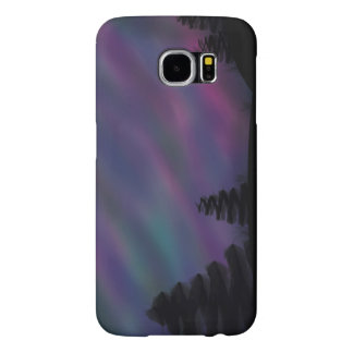 Samsung Galaxy S6 Case - Aurora Borealis
