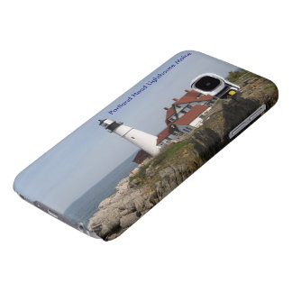 Samsung Galaxy S6  Case Portland Head Lighthouse