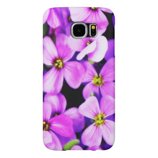 Samsung Galaxy S6 case with mass flowers photo