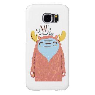 Samsung Galaxy S6 Cute Printing Case