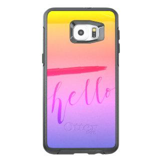 Samsung Galaxy S6 Edge+ Otterbox Calligraphy Case