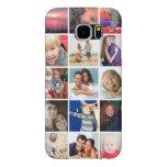 Samsung Galaxy S6 Instagram photo collage case Samsung Galaxy S6 Cases