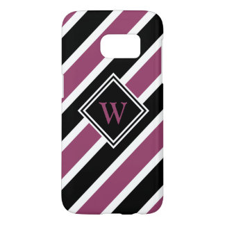 Samsung Galaxy S7 Barely There Monogram Case