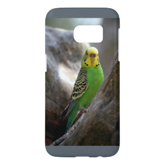 Samsung Galaxy S7, Barely There Parakeet Design Samsung Galaxy S7 Case