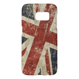 Samsung Galaxy S7 case flag of Britain