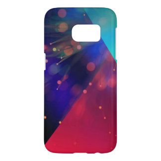 Samsung Galaxy S7,  Colorful Bokeh Phone Case
