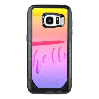 Samsung Galaxy S7 Edge Otterbox Calligraphy Case