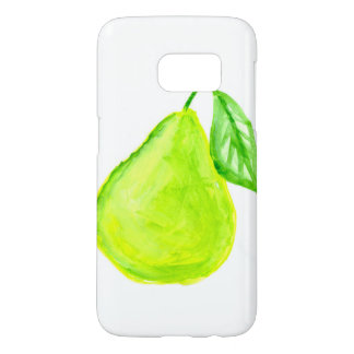Samsung Galaxy S7, Pear Phone Case