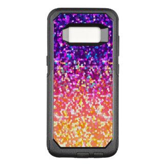 Samsung Galaxy S8 Case Glitter Graphic