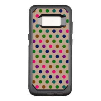 Samsung Galaxy S8 Case Polka Dots