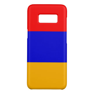 Samsung Galaxy S8 Case with Armenia Flag