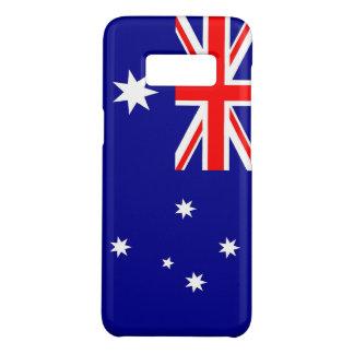 Samsung Galaxy S8 Case with Australia Flag