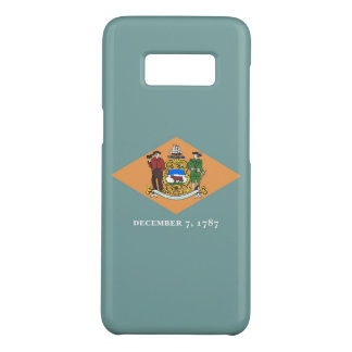 Samsung Galaxy S8 Case with Delaware Flag