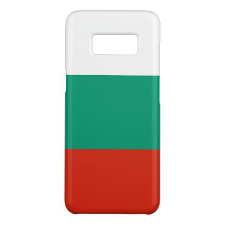 Samsung Galaxy S8 Case with flag of Bulgaria